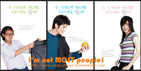 A Little Thing Called Love Movie Hero Name
