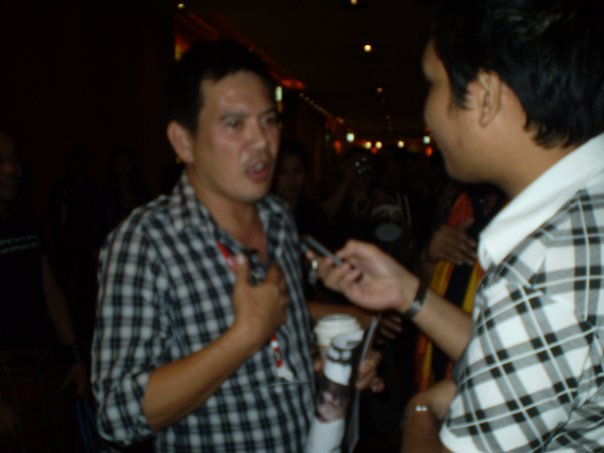 brillante mendoza interview Welcome drinks and cannes radio interview of esteemed director brillante mendoza welcome drinks and cannes radio interview of esteemed director brillante mendoza by.