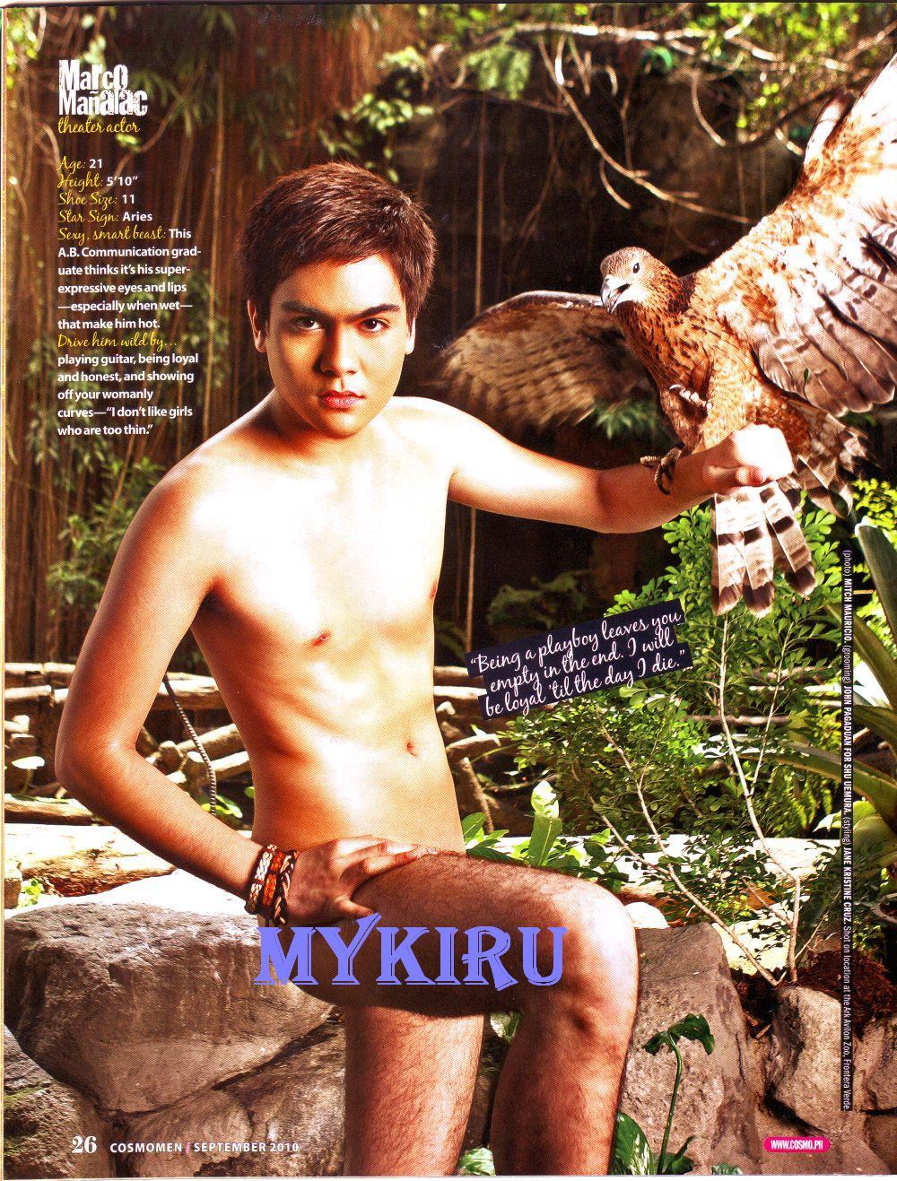 pinoy hunk model nude