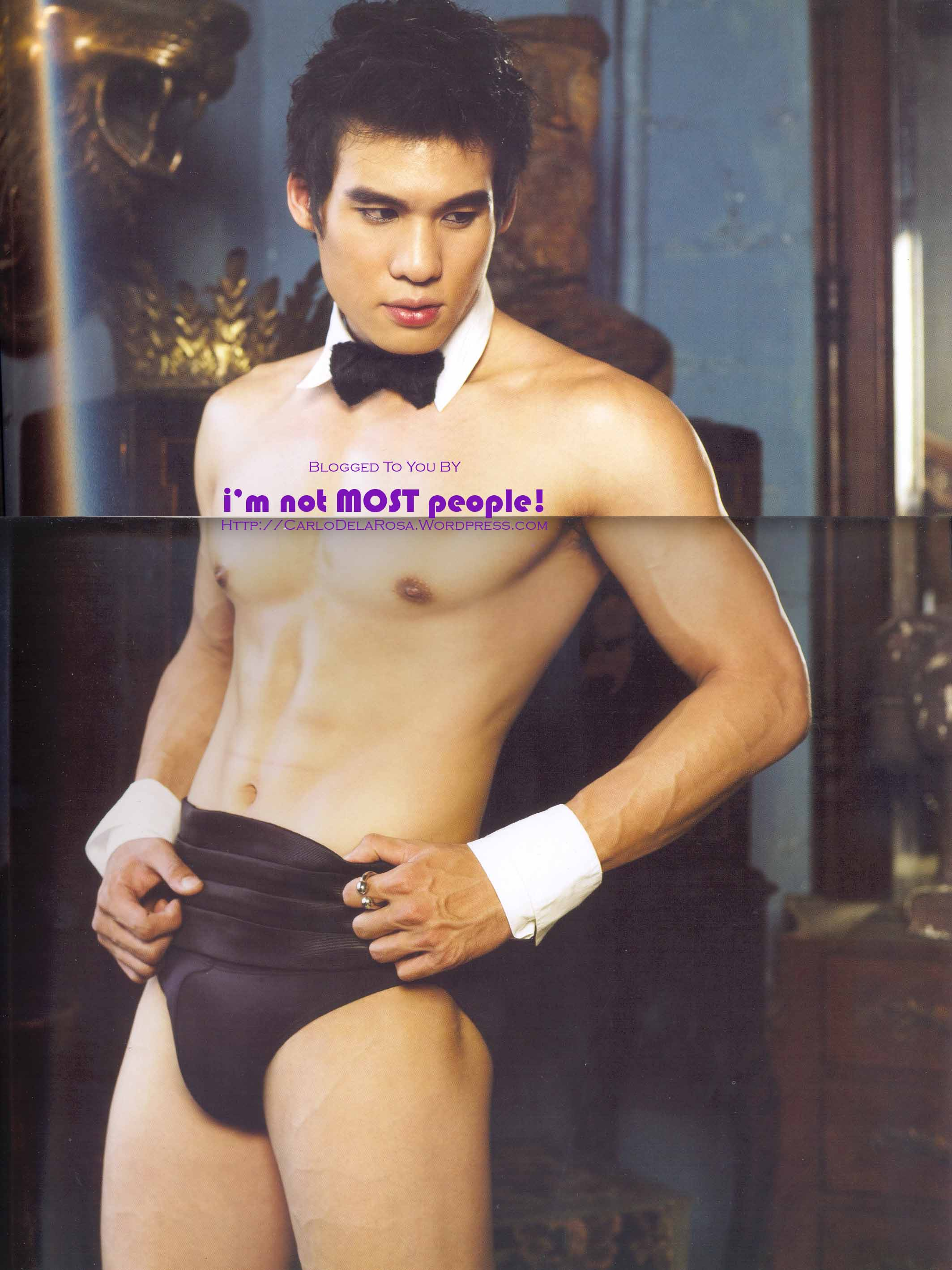 Diether ocampo naked agree, this