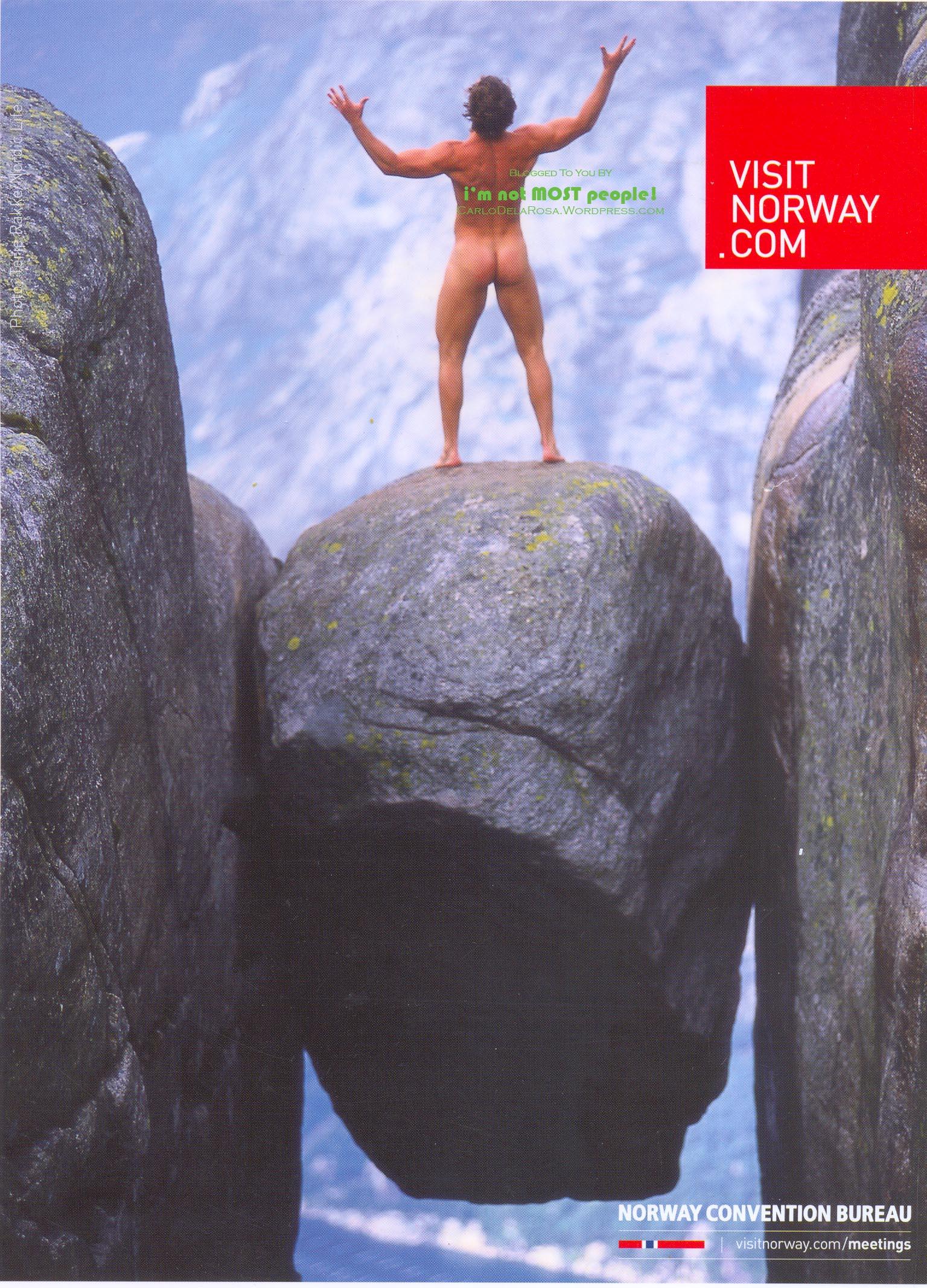visit norway: