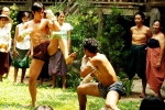 Chaiyapol Julien Poupart Muay Thai Screen