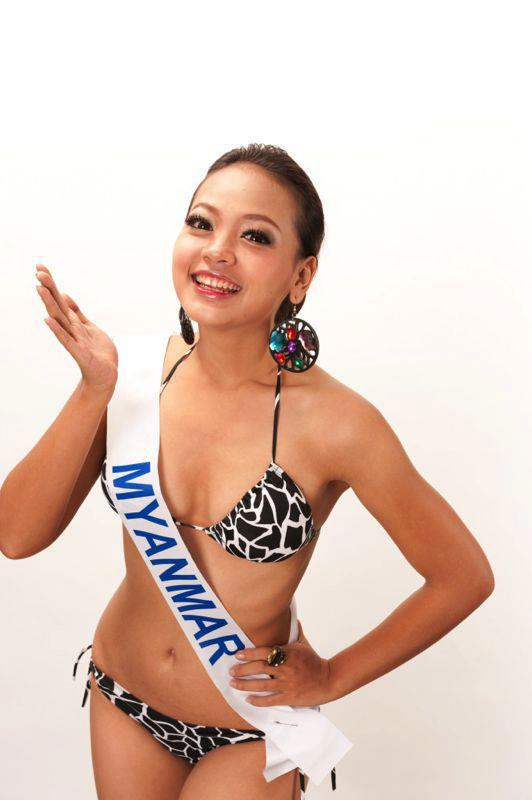 Miss Myanmar http://carlodelarosa.wordpress.com/2012/10/06/myanmar-returns-in-miss-international-pageant-after-51-years/