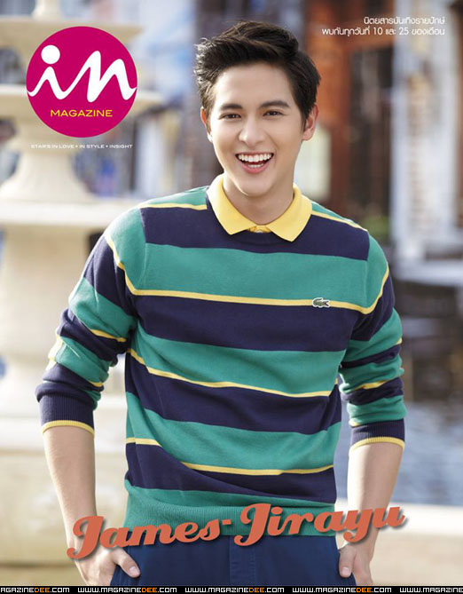 james jirayu IN