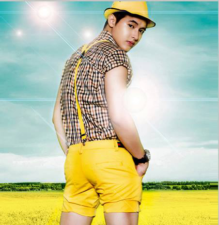 James Jirayu as Bruno
