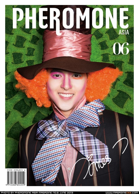James Jirayu as Mad Hatter