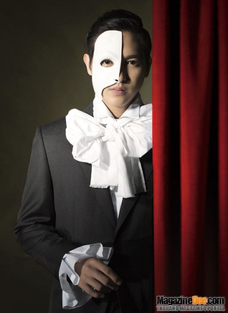 James Jirayu as The Phantom