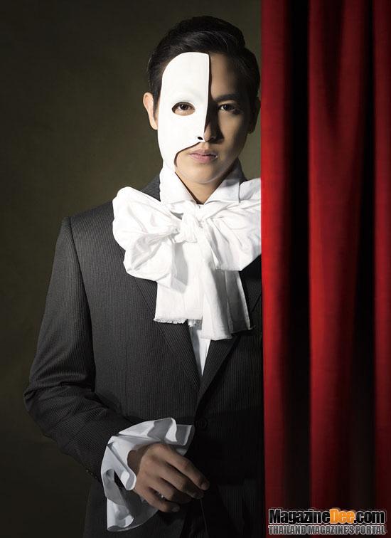 James Jirayu as The Phantom