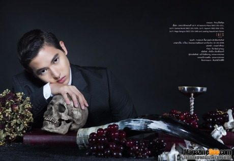 james jirayu PHEROMONEASIA 1