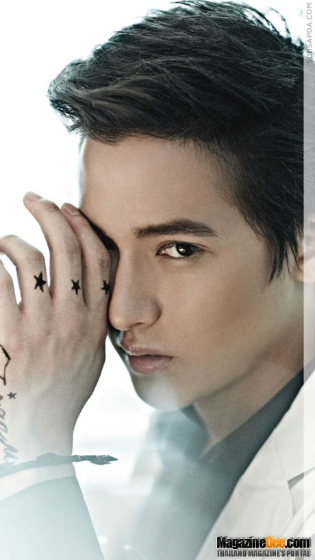 james jirayu SUDSAPDA pinup