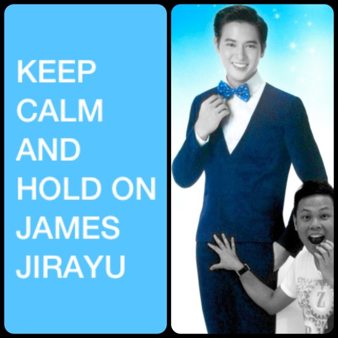 I Touched James Jirayu