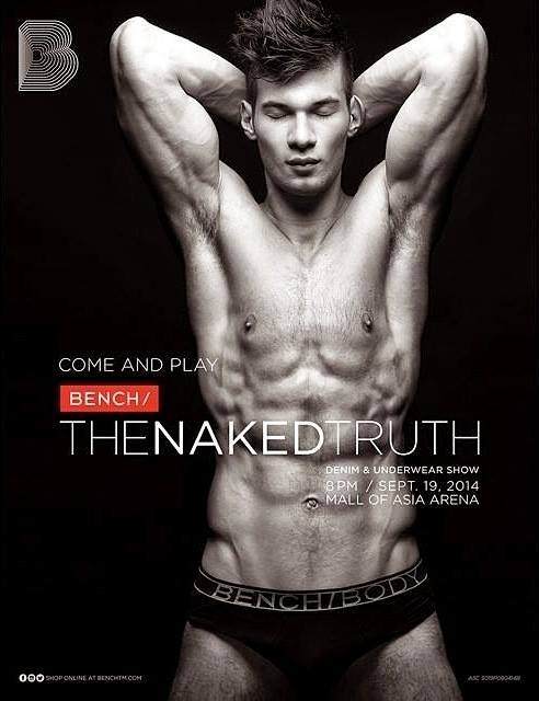 Bench The Naked Truth Show And Promo  Im Not Most People-6507
