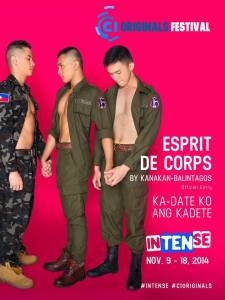esprit de corps cinema one