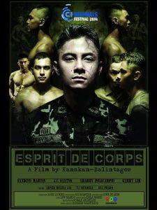 esprit de corps poster