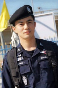 Thai Guy in Uniform 3