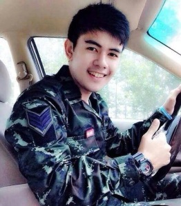 Thai Guy in Uniform 5